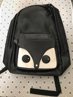 Used Cute owl PU leather backpack for women in Dubai, UAE