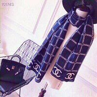 Chanel Scarf 🧣 first class copy