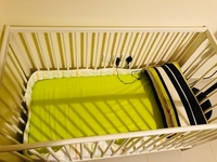 Used Ikea crib in Dubai, UAE