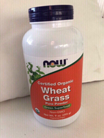 Used Organic Wheat Grass Powder Last one‼️ in Dubai, UAE