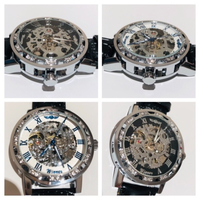 Used 2 WINNER JARAGAR mechanical WATCHES in Dubai, UAE