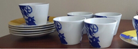Used Jashnmal cup, saucer Dining collection in Dubai, UAE