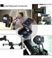 Used Tripod Flex tilt Pan/ Black  in Dubai, UAE