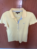 Used Sacoor yellow polo in Dubai, UAE