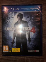 Used Uncharted 4 (pre-owned) in Dubai, UAE
