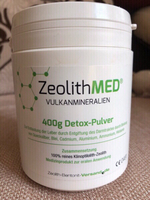 Used ZeolithMED 800g detox powderAMAZON  in Dubai, UAE