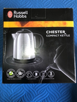 Used New Russell Hobbs compact kettle  in Dubai, UAE