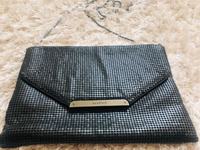 Used Black hand bag، شنطة سوداء in Dubai, UAE