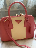 Used Prada pink bag  in Dubai, UAE