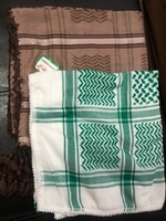 Used Qatrah set/ Arabic scarf 2 pc in Dubai, UAE
