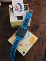 Used Kids Smart watch phone Blue ❤️ in Dubai, UAE