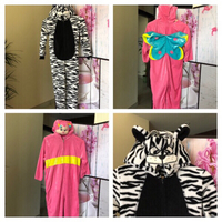 Used 2 Customs Tiger&Butterfly(1 is for free) in Dubai, UAE