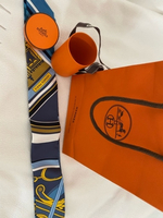 Used Hermes brand scarf in Dubai, UAE