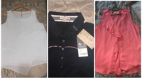 Used Calvin Klein and Burberry bundle size L in Dubai, UAE