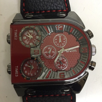 Multiple time zone watch