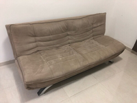 Used Homecentre Faith 3 Seater Sofa Bed  in Dubai, UAE
