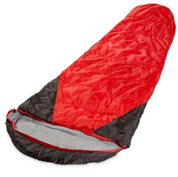 Sleeping bag comfortably