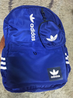 Used New Adidas dark blue bagpack in Dubai, UAE