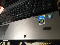 Used HP Elitebook 8740w i7 8Gb in Dubai, UAE