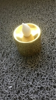 Used Gold Plastic Candle in Dubai, UAE