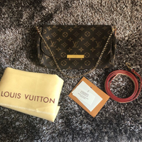 Used LV Favorite MM bag in Dubai, UAE