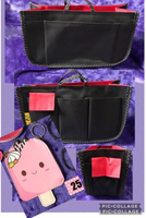 Used Buy 1 handbag organizer get 1 purse in Dubai, UAE