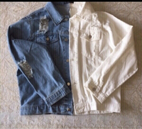 Used Denim jacket (XL) in Dubai, UAE