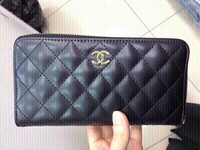 Channel wallet for sale