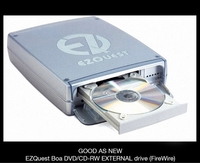 Used EZQuest BOA DVD/CD Writer in Dubai, UAE