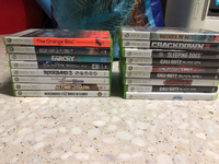 Used 30 xbox 360 games for sale in Dubai, UAE