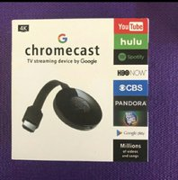 Used Chromecast wireless dongle for tv in Dubai, UAE