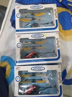 Used 3 piece flying helicopters with sensor in Dubai, UAE