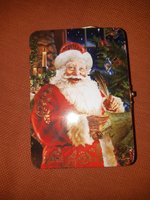 Used Santa Claus tin in Dubai, UAE