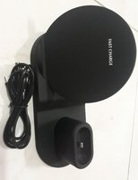 Used 3 in 1 fast wireless  charger 2 pcs in Dubai, UAE