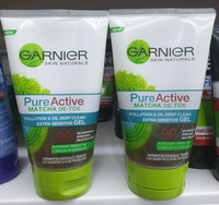 Used Garnier skin naturals pure active gel in Dubai, UAE