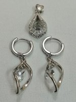 Used Earring And Necklace in Dubai, UAE