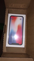 IPHONE X 64 gb with leather case guard