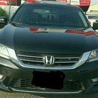 Honda American 2013 Fully Option