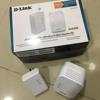 Used D-Link Powerline Adapter range extender in Dubai, UAE