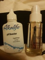 Used Water PH Booster + Hair Serum in Dubai, UAE