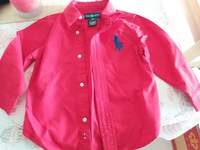 Used Ralph lauren boys long sleeves @ 100 in Dubai, UAE