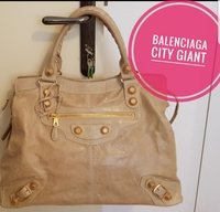 Used Balenciaga CIty Giant - DESIGNER ITEM in Dubai, UAE