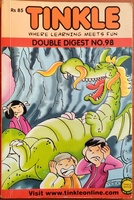 Used Tinkle books for sale in Dubai, UAE