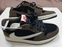 Used Nike Air Jordan Travis Scott in Dubai, UAE