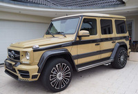 Used 2017 Customised Mercedes Brabus G65 in Dubai, UAE