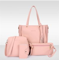Used Cute pink set of bags + bride crown in Dubai, UAE