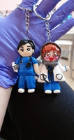 Used Keychains (doctor/ nurse) in Dubai, UAE