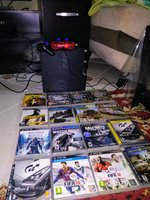Used PS3 SLIM 1TB with Games in Dubai, UAE