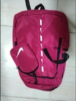 Used Bagpack pink in Dubai, UAE