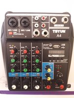 Used 4channels mixer in Dubai, UAE